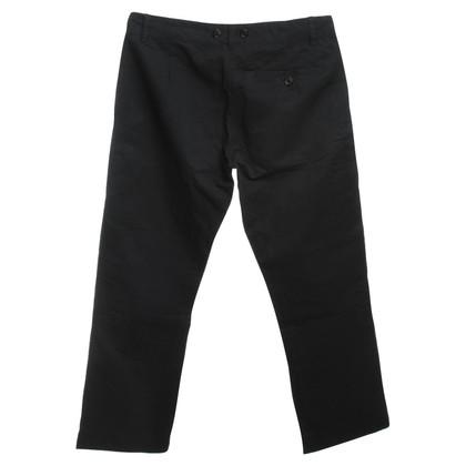 Ann Demeulemeester Pantaloni in Black