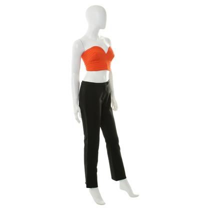 Gianni Versace Set van Bustier top en broek