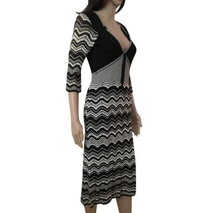 Karen Millen  Robe tricot fine MIDI