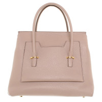 Tom Ford Leather handbag in Nude