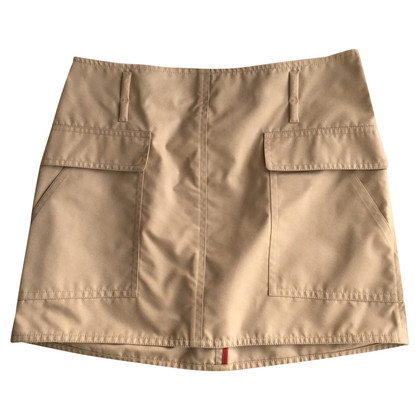 Céline Cotton mini skirt