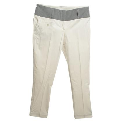 Gunex Katoenen broek in beige