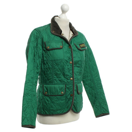 Barbour Jacke in Grün