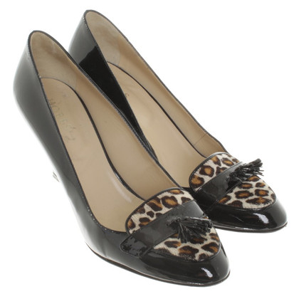 Hobbs pumps patent leather