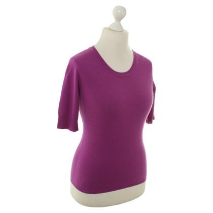FTC Knitted shirt purple