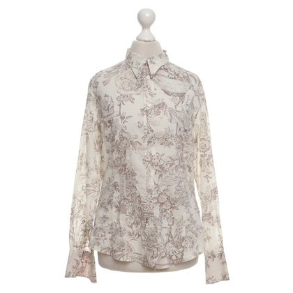 Paul Smith Blouse with a floral pattern