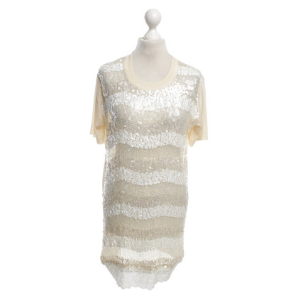 Louis Vuitton Knitted dress with sequins