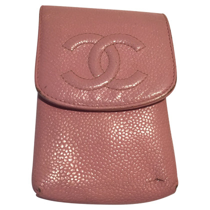 Chanel Leather Holder
