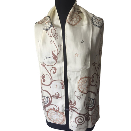 Jaeger-LeCoultre zijden sjaal