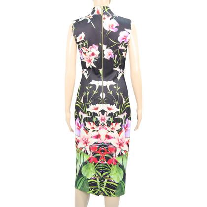 Ted Baker Flowered dress