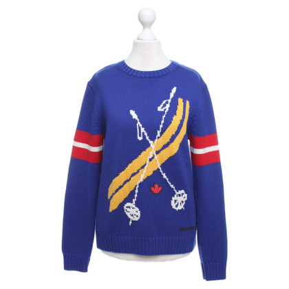 Dsquared2 Sweater in Multicolor