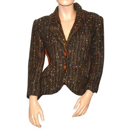 Hermès Suede Blazer