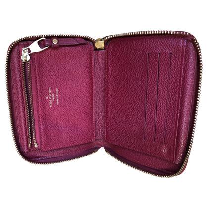 Louis Vuitton Leren portemonnee met leer, Empordte