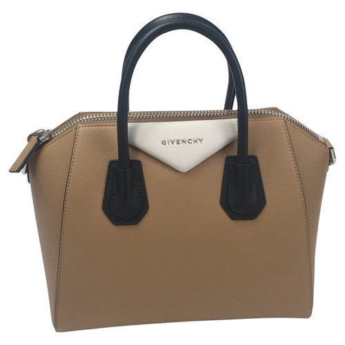 ec52852ce63b Givenchy Givenchy antigona small black / beige - Second Hand ...