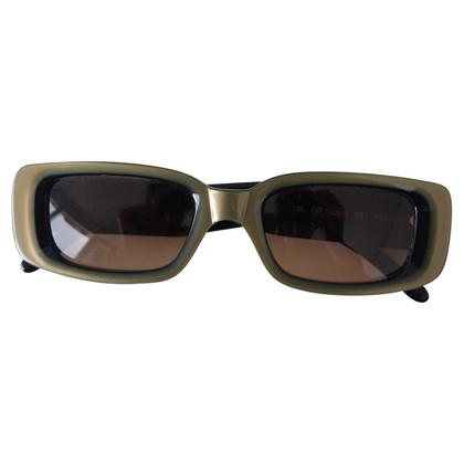 Gucci Gucci sunglasses Rechteckkig Green
