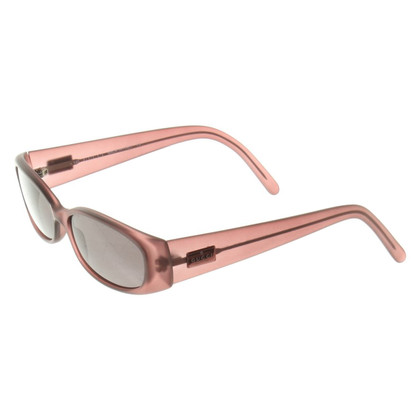 Gucci Sonnenbrille in Bordeaux