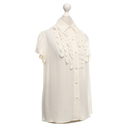 Red Valentino Blouse in cream
