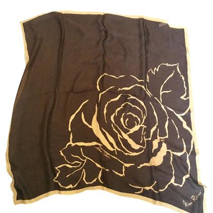 Nina Ricci Seta foulard