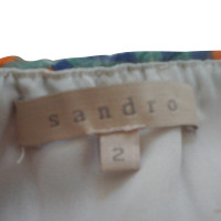 Sandro Silk dress