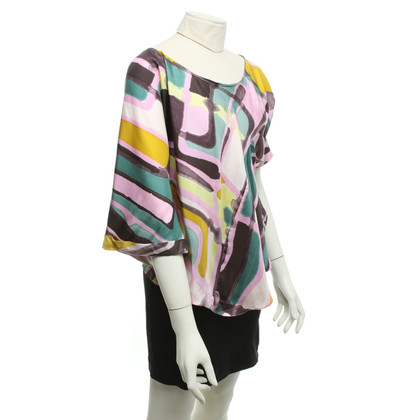 Marni Multicolored Silk-top