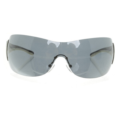 Prada Monoshade sunglasses in tricolor