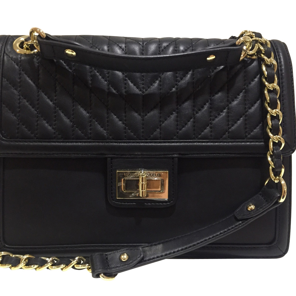 5b21f6773803 Buy Karl Lagerfeld Handbags | Stanford Center for Opportunity Policy ...