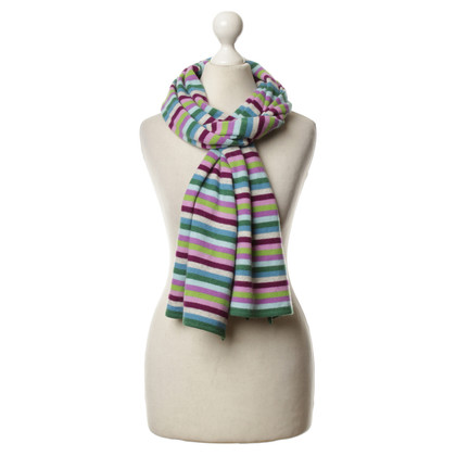 FTC Colorful quirky scarf