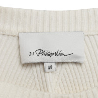 Phillip Lim maglione a costine in crema