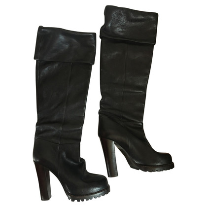 D&G Boots in Black