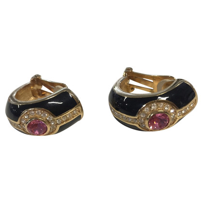 Christian Dior Vintage clip earrings