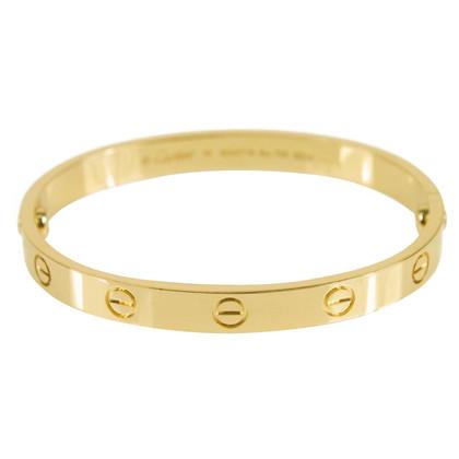 "Cartier ""Love"" bracelet in yellow gold"