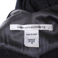 Diane von Furstenberg Robe en gris