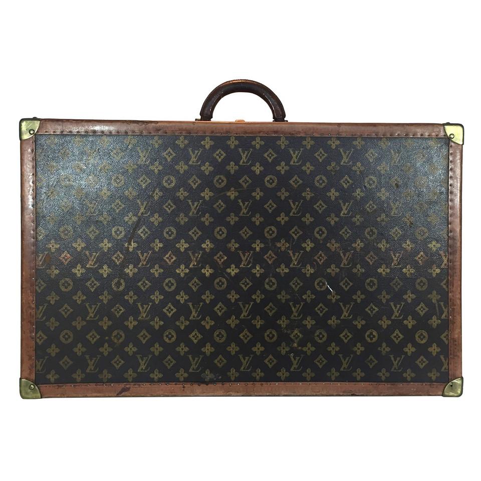 louis vuitton koffer koop tweedehands louis vuitton koffer voor 2238020. Black Bedroom Furniture Sets. Home Design Ideas