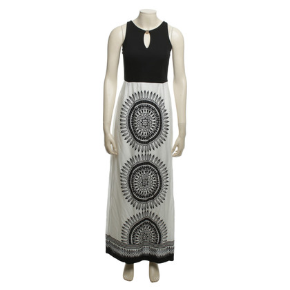 Other Designer Ana Alcazar - dress in black/white