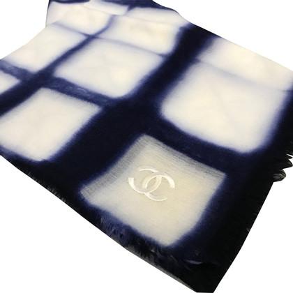 Chanel Schal mit Muster