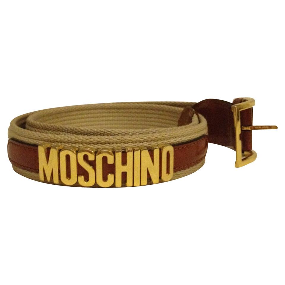 Moschino ceinture