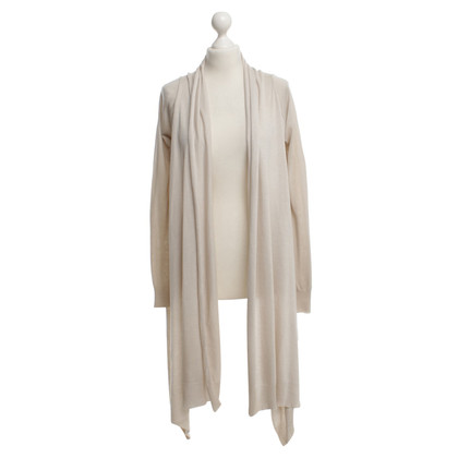 DKNY Strickjacke in Creme