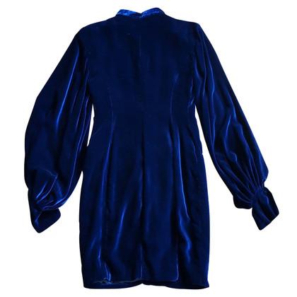 Fendi abito di velluto