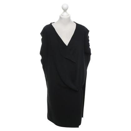 P.A.R.O.S.H. Dress in black