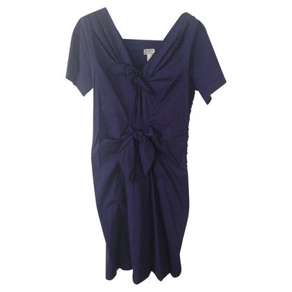 Philosophy di Alberta Ferretti BLUE DRESS