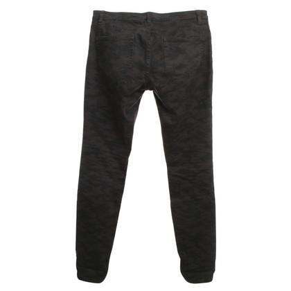 Maje Jeans with pattern