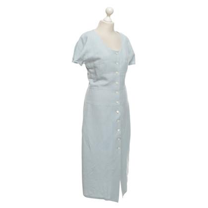 René Lezard Dress in blue
