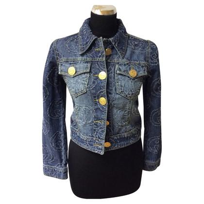 Gucci giacca di jeans