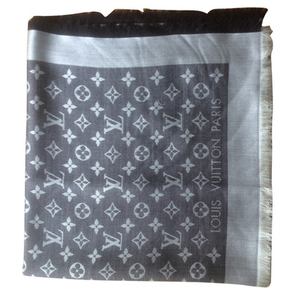 Louis Vuitton Monogram Denim Cloth in zwart