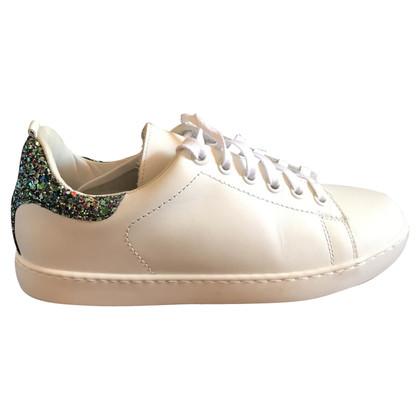 Maje Sneakers met pailletten
