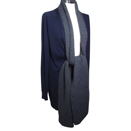 Acne Cardigan with scarf