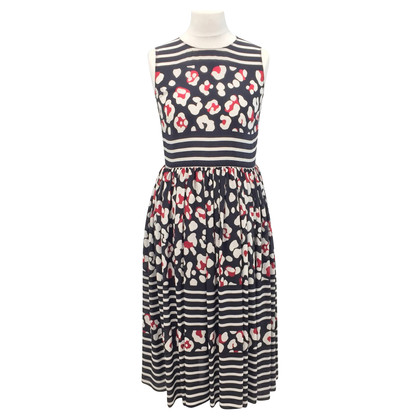 Red Valentino Silk dress with print