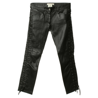 Isabel Marant for H&M Leather pants with lacing
