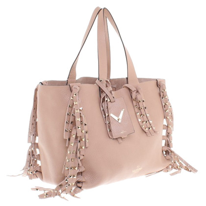 Valentino Handbag in nude