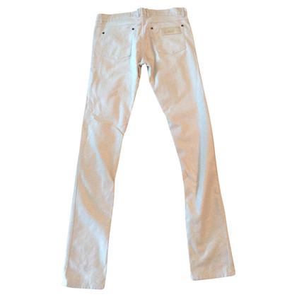 April77 Jeans blancs